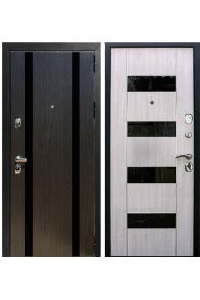Входная металлическая дверь Зетта ПРЕМЬЕР 3 КБ1 Венге Тёмный