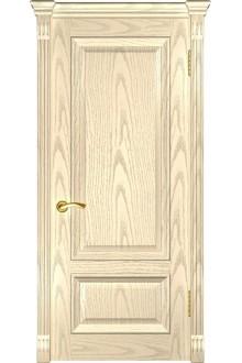 Межкомнатная дверь Фараон-1 (ДГ слоновая кость)