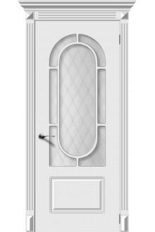 Межкомнатная дверь Менуэт эмаль