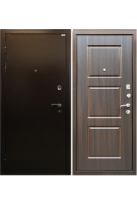 Входная металлическая дверь Ратибор Трио Эковенге