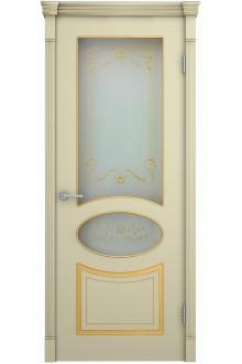 Межкомнатная дверь Фламенко эмаль до