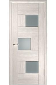 Межкомнатная дверь ЛУ-11 (Капучино)