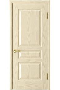 Межкомнатная дверь Атлант-2 (ясень слоновая кость дг)