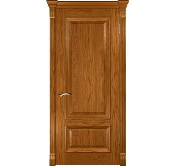 Межкомнатная дверь Фараон-1 (ДГ дуб золотистый)