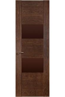 Межкомнатная дверь Орион морёный дуб
