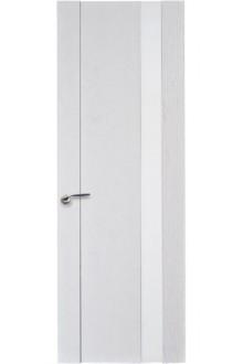 Межкомнатная дверь Орион дуб белая эмаль