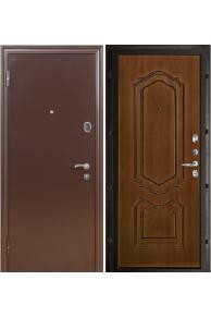 Входная металлическая дверь Феникс орех премьера