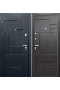 Входная  металлическая дверь VALBERG Соломон Авеню венге