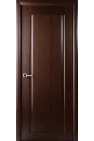 Межкомнатная дверь Ланда венге глухая.