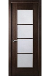 Межкомнатная дверь Модерн со стеклом.