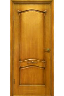 Межкомнатная дверь Янтарь глухая.