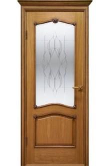 Межкомнатная дверь Оникс стекло.