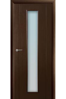 Межкомнатная дверь Нова венге стекло