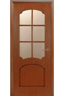 Межкомнатная дверь Виктория орех
