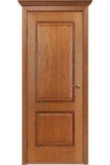 Межкомнатная дверь Гранд  орех глухая.