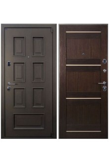 Входная металлическая дверь Арма Домино-2