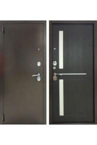 Входная металлическая дверь Тандем Соренто Венге Кантри