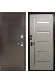 Входная металлическая дверь Тандем Дана Сандал