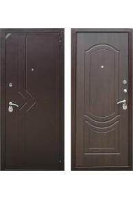 Входная дверь ZETTA Комфорт 2 Б2 Венге конго комплектация Б1