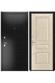 Входная  металлическая дверь Luxor-3b (Атлант-2 ясень слоновая кость)