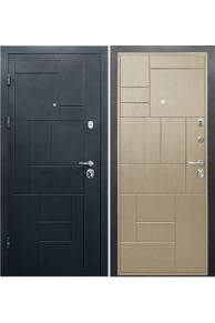 Входная  металлическая дверь VALBERG Соломон Авеню белёный дуб