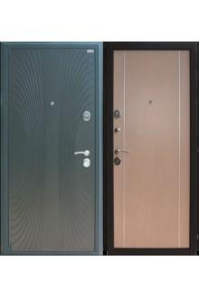 Входная металлическая дверь Арма Футура с молдингом