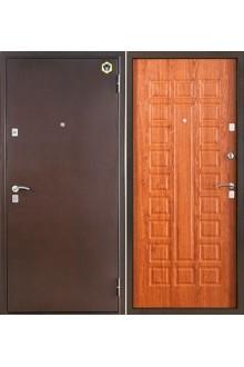 Входная металлическая дверь Бульдорс 32 Дуб Золотистый