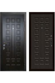 Металлическая дверь Лекс Гладиатор (Венге / Венге)