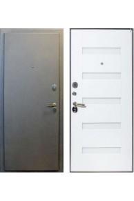 Входная металлическая дверь Лекс Лидер (Белый ясень)