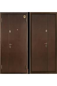 Тамбурная входная металлическая дверь Бульдорс Steel-23 Д