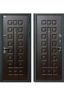 Входная металлическая дверь Арма Модерн - Венге