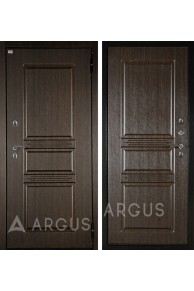 Входная металлическая Сейф дверь с терморазрывом Аргус «Домосед-1»