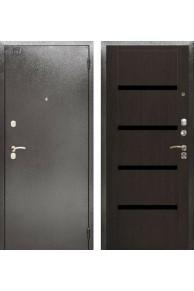 Входная металлическая сейф дверь Аргус ДА-10 Кензо Венге