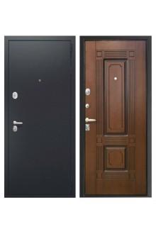 """Входная металлическая дверь Интекрон """"Вавилон"""" Шпон Вишня"""