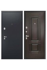 """Входная металлическая дверь Интекрон """"Вавилон"""" Шпон Венге"""
