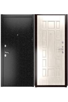 Входная  металлическая дверь Luxor-3b ( ПВХ 244 беленый дуб)