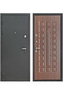 """Входная металлическая дверь Интекрон """"Колизей"""" Махагон"""