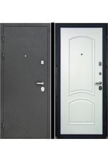 """Входная металлическая дверь Интекрон """"Персей 3D-5"""" Белое серебро"""
