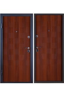 Входная металлическая дверь Супер Триумф Модерн итальянский орех