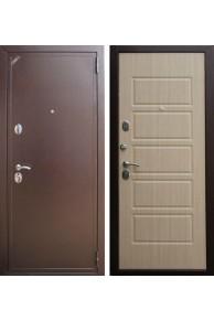 Входная дверь ZETTA Eвро 2 Б2 Беленый венге