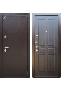 Входная дверь ZETTA Eвро 2 Б2 Венге