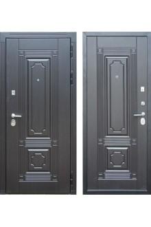 """Входная металлическая дверь Персона""""Мадрид"""" Венге"""