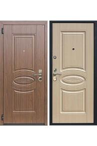 Входная дверь Арма Duos (Дуос) с замком Cisa