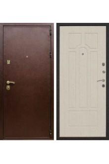 Входная металлическая дверь Арма Классика - Беленый дуб