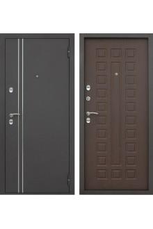 Уличная входная металлическая дверь с терморазрывом