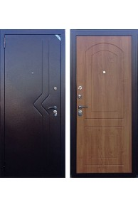 Входная дверь ZETTA Комфорт 2 Б2 Ольха комплектация Б1