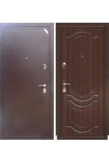 Входная дверь ZETTA Eвро 2 Б2 Темный орех
