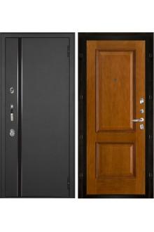 Уличная входная дверь с терморазрывом Норд  Муар искра Шервуд дуб 14