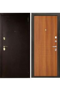 Входная металлическа дверь Соломон 3 Итальянский орех