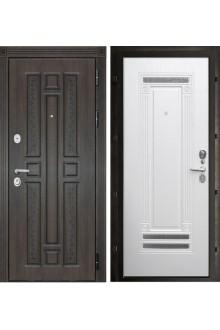 Дверь входная металлическая в квартиру Люкс.